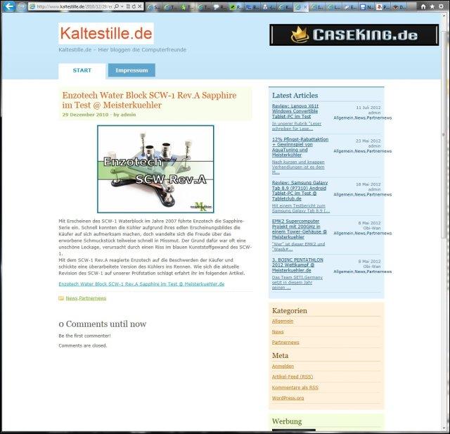 KalteStille.de