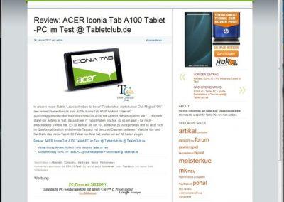 Tablet IT Magazin