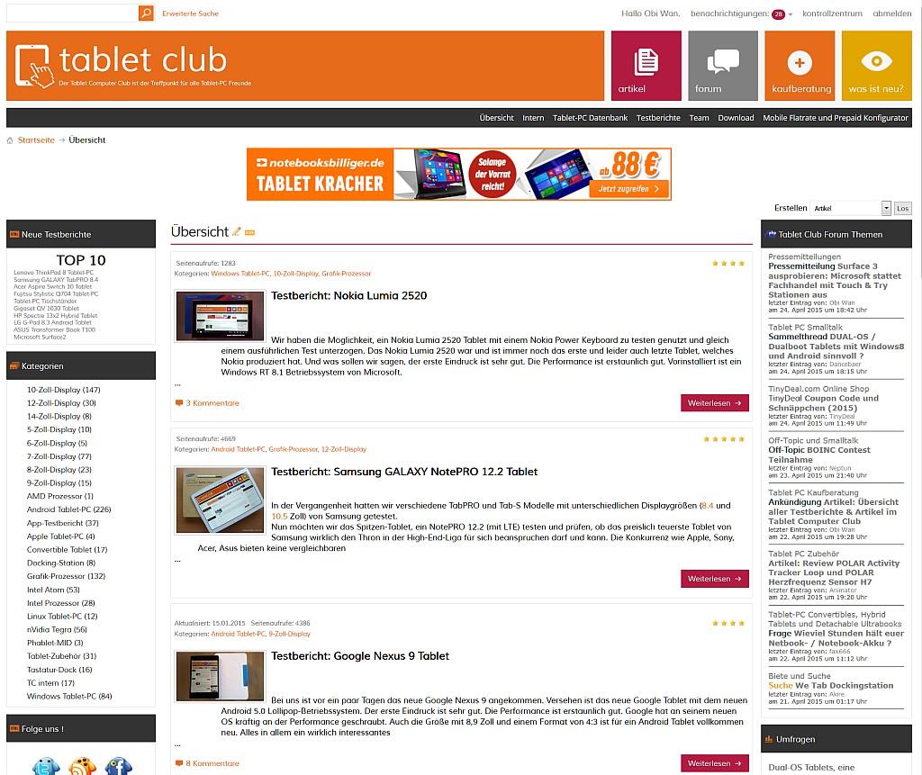 Tablet-Club.de